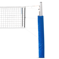 Protective padding for volleyball posts or Silver Slammer basketball tower