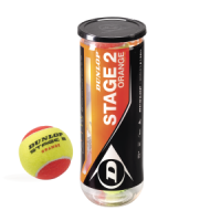 Dunlop training tennis ball, Stage 2