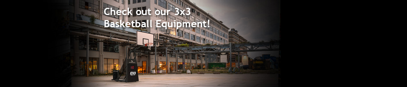3x3 Basketball Equipment